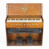 Bilhorn Portable Folding Organ