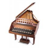 Neupert Harpsichord Bach Model