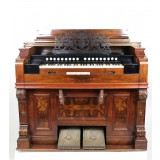 Schiedmayer Transposing Scale-Changer Harmonium
