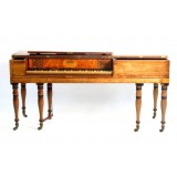 Joseph Kirkman Square Grand Piano