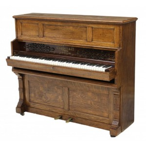 Chappell & Co. Ships Piano