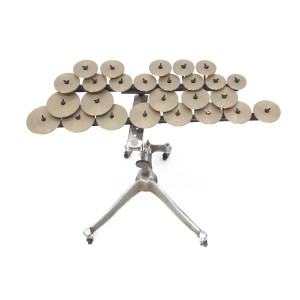 Zildjian Crotales 2-Octave Set, High and Low