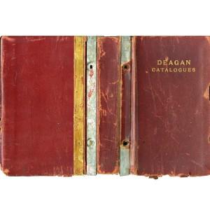 J.C. Deagan Catalogues / Catalogs, 1920s
