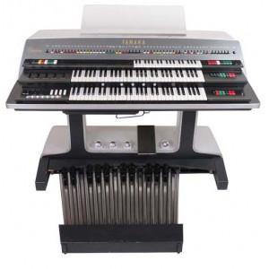 Yamaha EX-42 Analog Synthesizer Organ