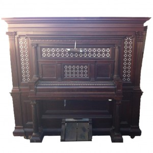 Aeolian Orchestrelle Model W Player Reed Organ