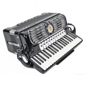 Titano Virtuoso Accordion With Palmer Converter