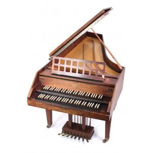 Neupert Harpsichord Bach Model