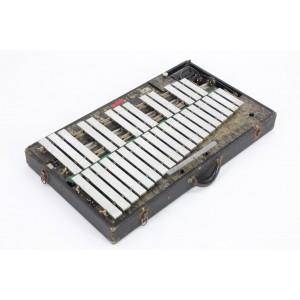 Ludwig Porto-Vibra Celeste Portable Case Vibraphone