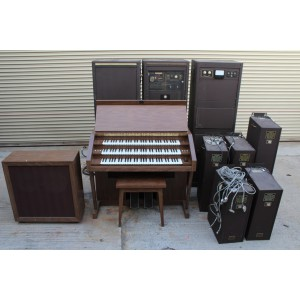 Schulmerich Americana Keyboard Carillon