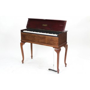 Dulcitone Tuning Fork Piano, by Thomas Machell & Sons