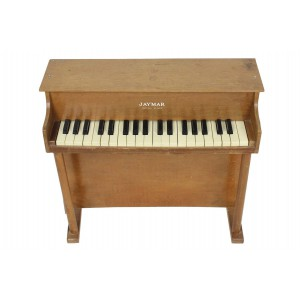 Jaymar Toy Piano With Saucer Bells Modification