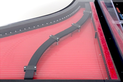 Electric Harpsichord Harp